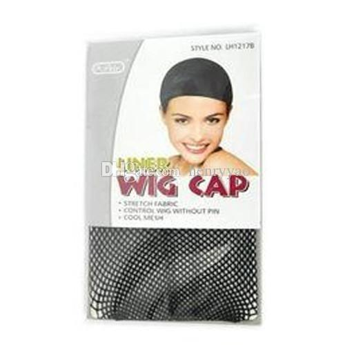 Парик шапки аксессуары для волос инструменты синтетическая эластичность чистый парик дешевый черный бежевый для женщин термостойкие волосы