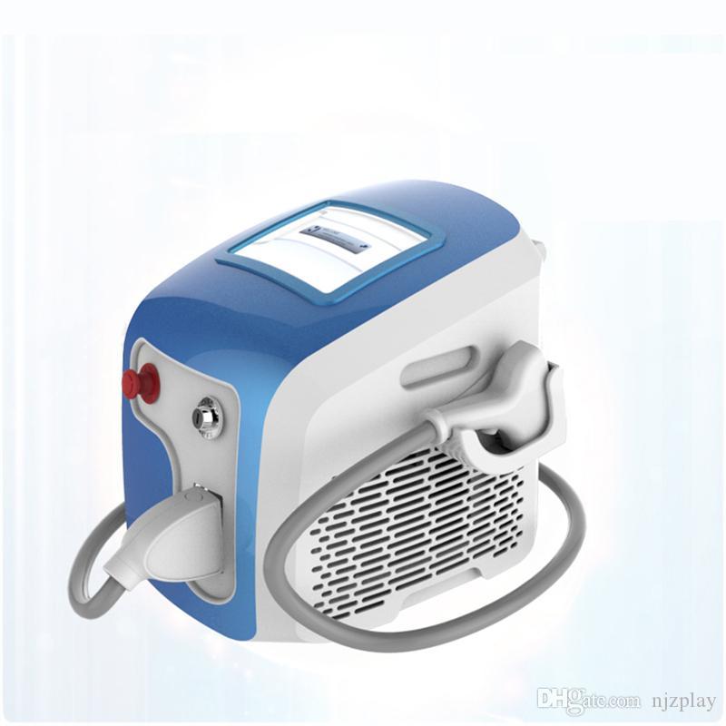 2020 venda quente máquina de remoção de cabelo equipamentos de remoção de cabelo de cuidados pessoais a laser portátil 808nm diodo laser CE