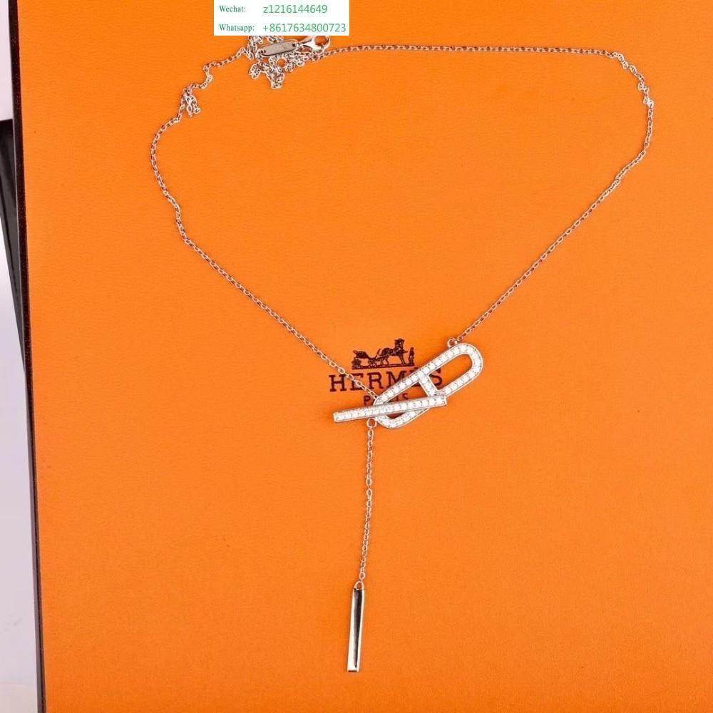 العلامة التجارية سحر الصليب قلادة الأزياء والمجوهرات 18k مطلية بالذهب 45cm سلسلة طويلة روك ملء قطعة 0325