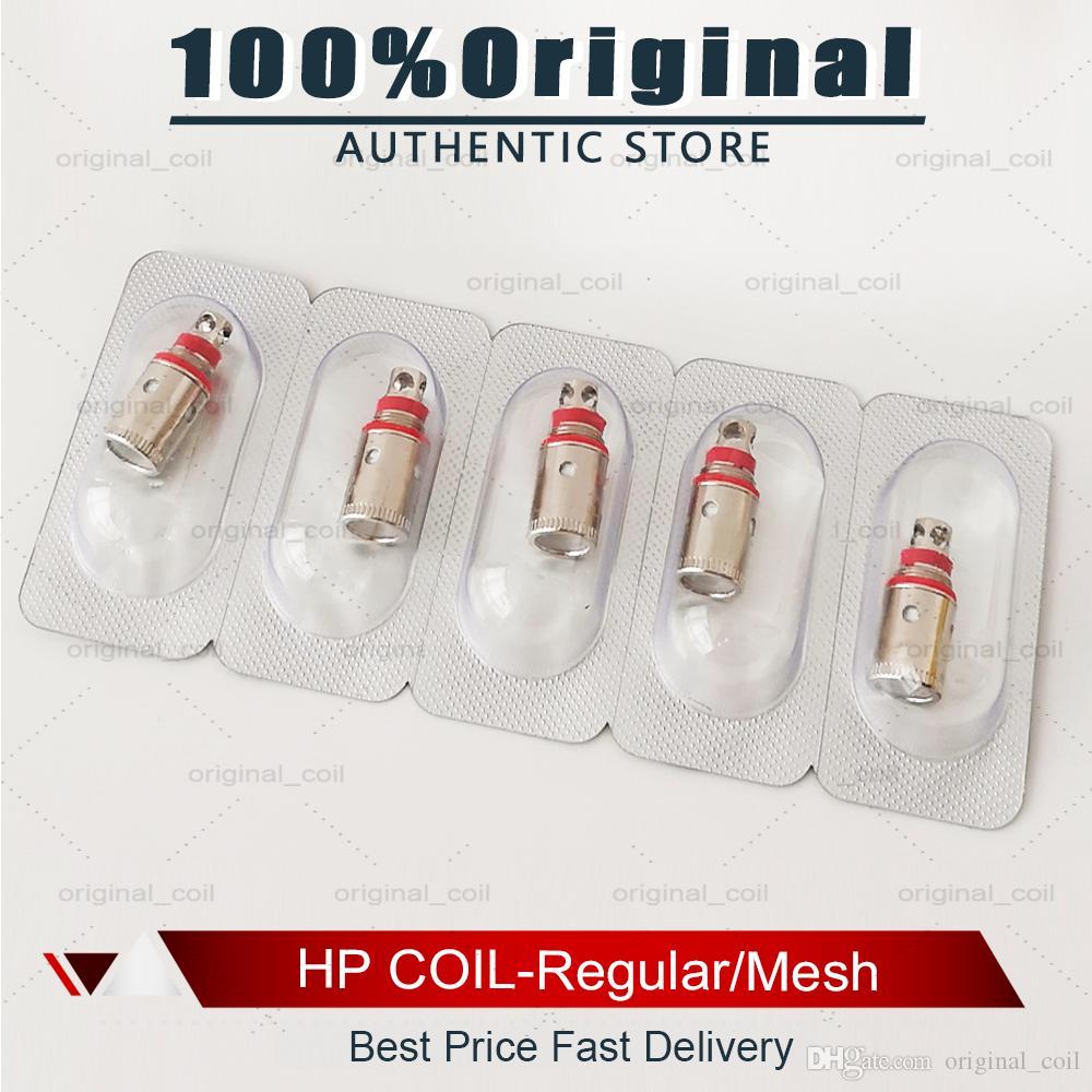 PAL II Coil PAL 2 Cores HP Gewebe 0.6ohm HP Regular 1.2ohm für PAL 2 Pod Kit