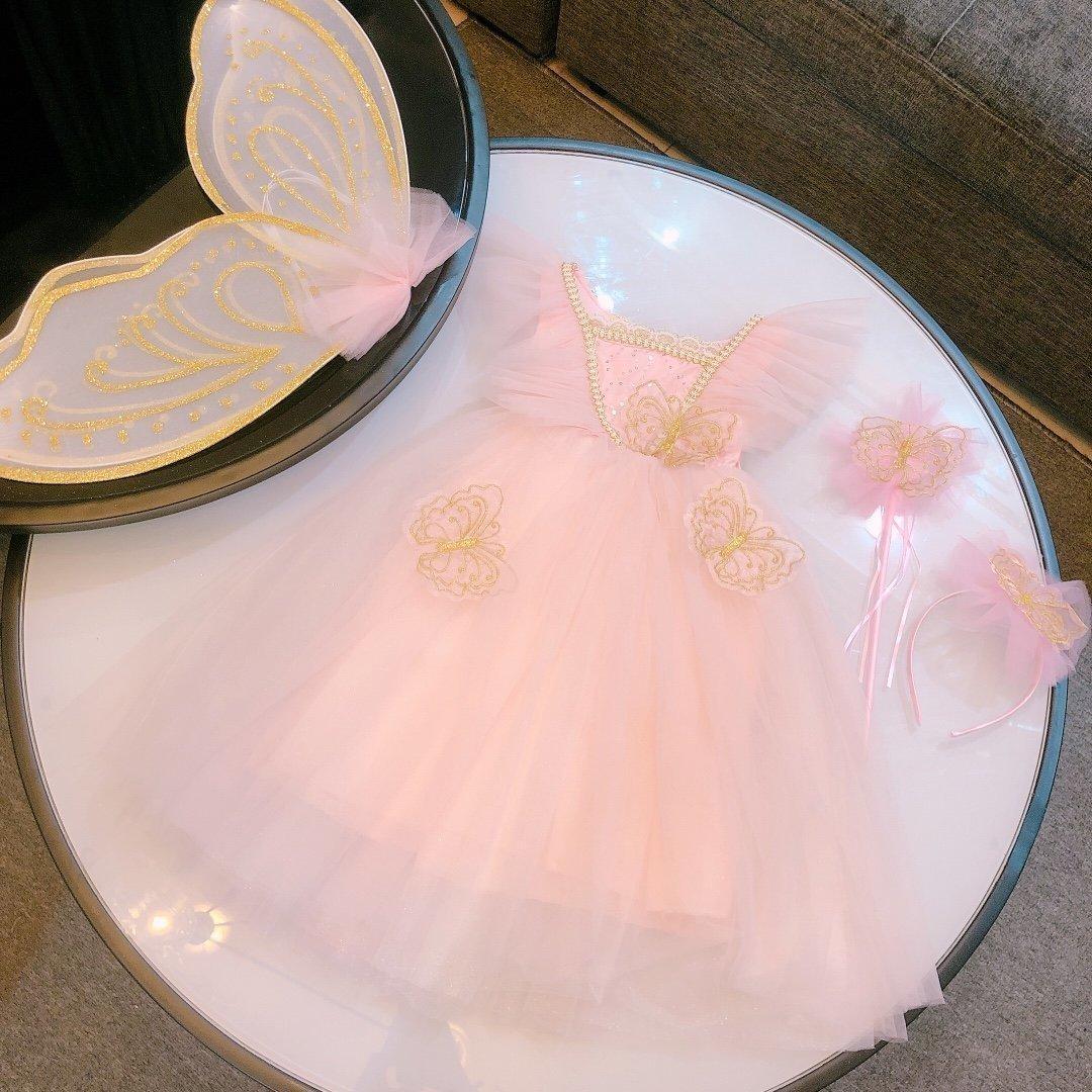 filles Stylistes robes bébé robe de coton fille mode la nouvelle liste Hot Party simple YEXV beau magnifique classique