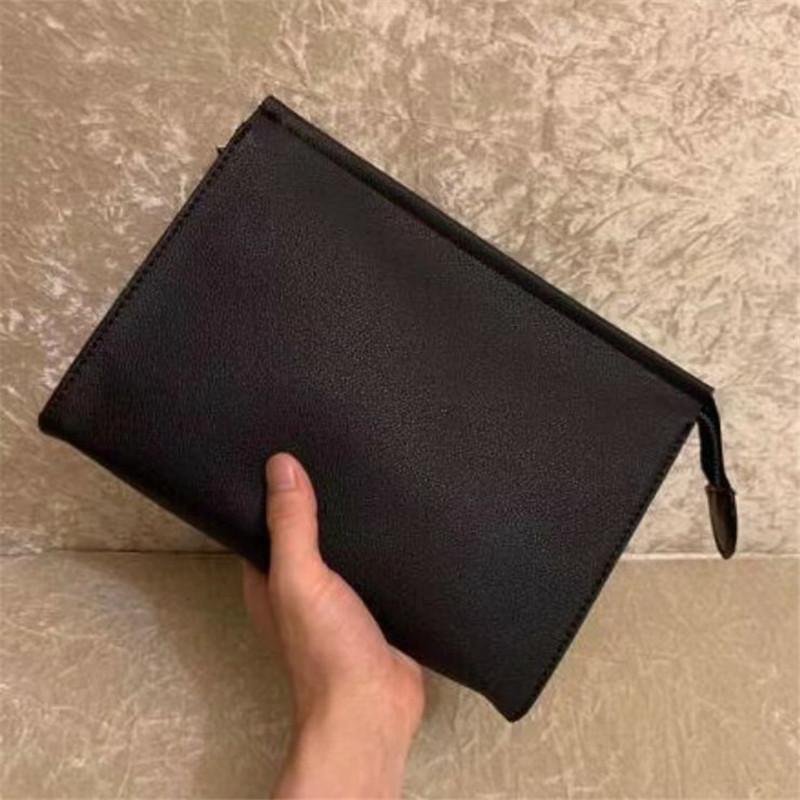 Ücretsiz Kargo New Men debriyaj çanta lüks çanta cüzdan Makyaj Debriyaj Kadınlar Deri Suya Kozmetik Çanta