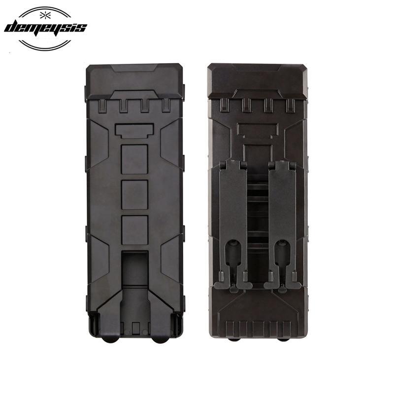Tactical Handgun Ammo Bag 10 Раундс Держатель перезарядки MOLLE MAG BOSH на 12 камер