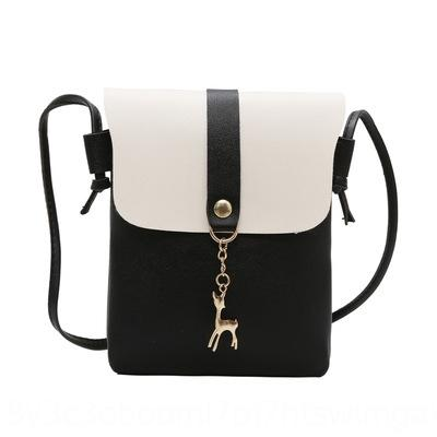 Nuova borsa a tracolla borsa portafoglio stile coreano il raccoglitore mobile PU cross-corpo del telefono cellulare della borsa della moneta delle donne casuali