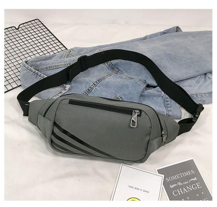 مصمم حقيبة الخصر CROSSBODY أكياس أفضل بيع جديد التطريز الصدر حقيبة أزياء الرجال الرياضة للجنسين واحدة حقائب الكتف الأحدث # m6a
