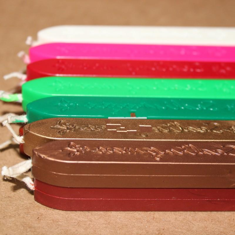 English Letter Paint Tape Core Sealing Seal Wax Stick Strip Candle Wick Wedding Stamp Favour 1 35oc UU