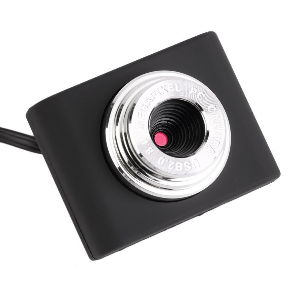 Atacado-est 30M USB Mega Pixel Webcam Video Camera Web Cam Para PC Laptop Notebook Clipe Worldwide Hot Gota