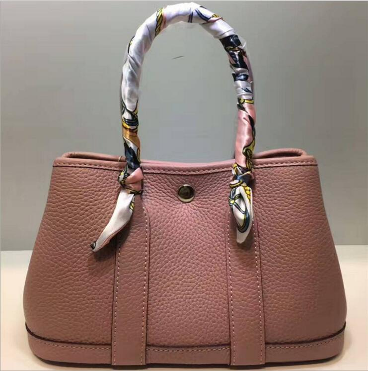 Designer Fashion Marke Totes Handtasche mit Bügel-Frauen weiche echtes Leder-Schulter-Beutel Dame Handbag-Qualitäts-Fabrik Großhandel