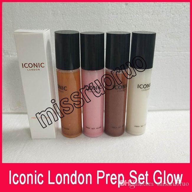 Conic Londra Hazırlık Seti Glow Ayar Sprey Uzun ömürlü vurgulayıcı bronz ml 4 renkler ücretsiz kargo