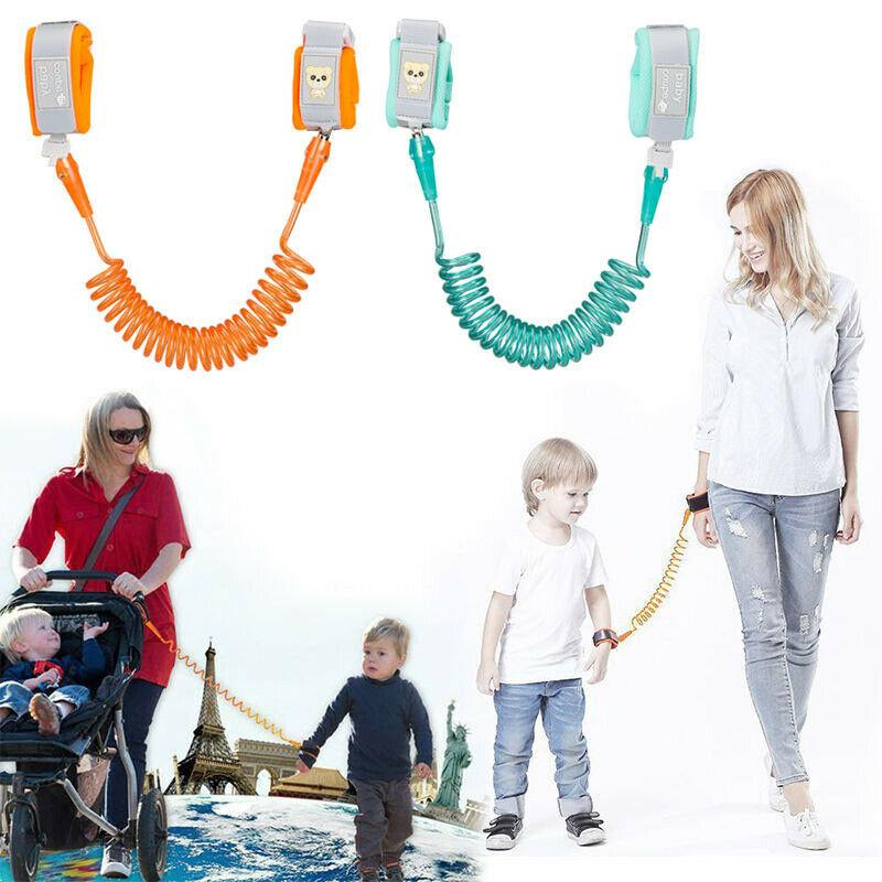 Anti lost Band Safety Link Harness Toddler Child Kids Baby Walking Strap Belt UK