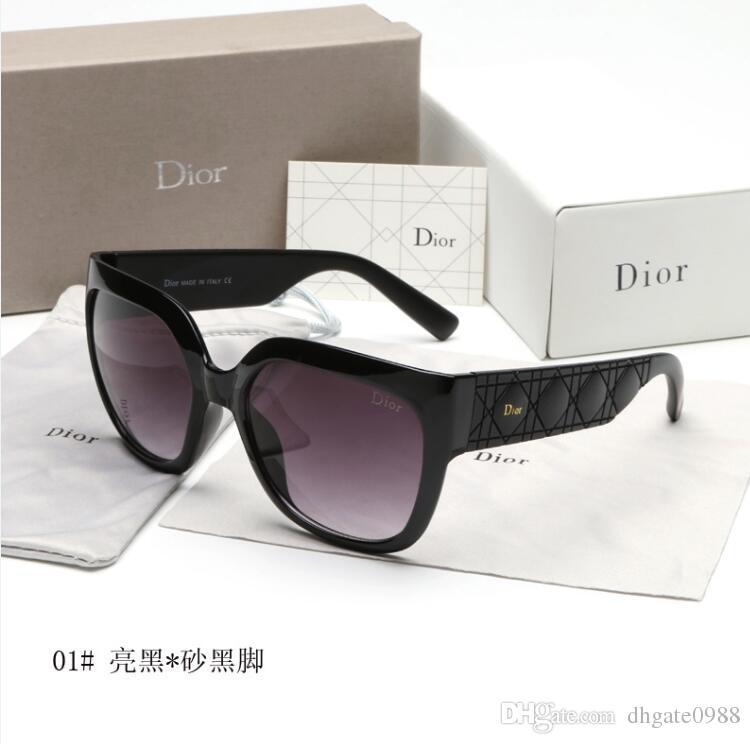 Mens designer de óculos de sol para mulheres dos homens com armações de metal retro luxo óculos de sol túmulos espelho marca óculos de alta qualidade óculos de sol 77614