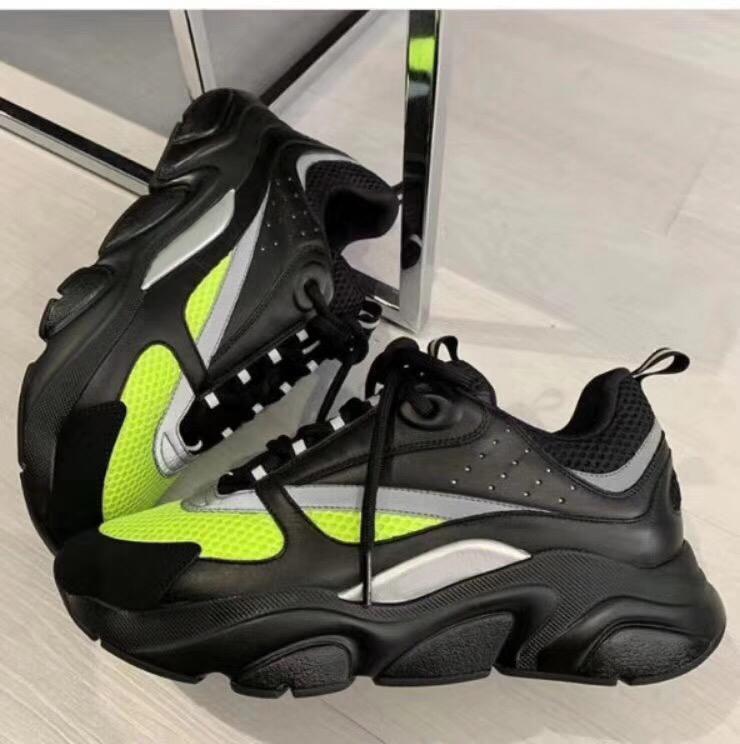 B22 Sneaker телячьей Тренеры Мужчины с низким Лучшие Повседневная обувь Женщины плоский холст Sneaker ретро Лоскутная Luxury Casual Sneaker Хлопок Шнурки у8