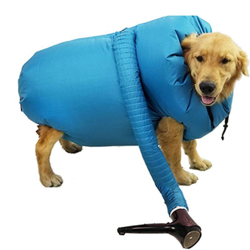Designer Pet Supplies Dog rapide séchage des vêtements en tissu Oxford Film plaqué argent vêtements imperméable Séchage à l'eau Pet Supplies nettoyage