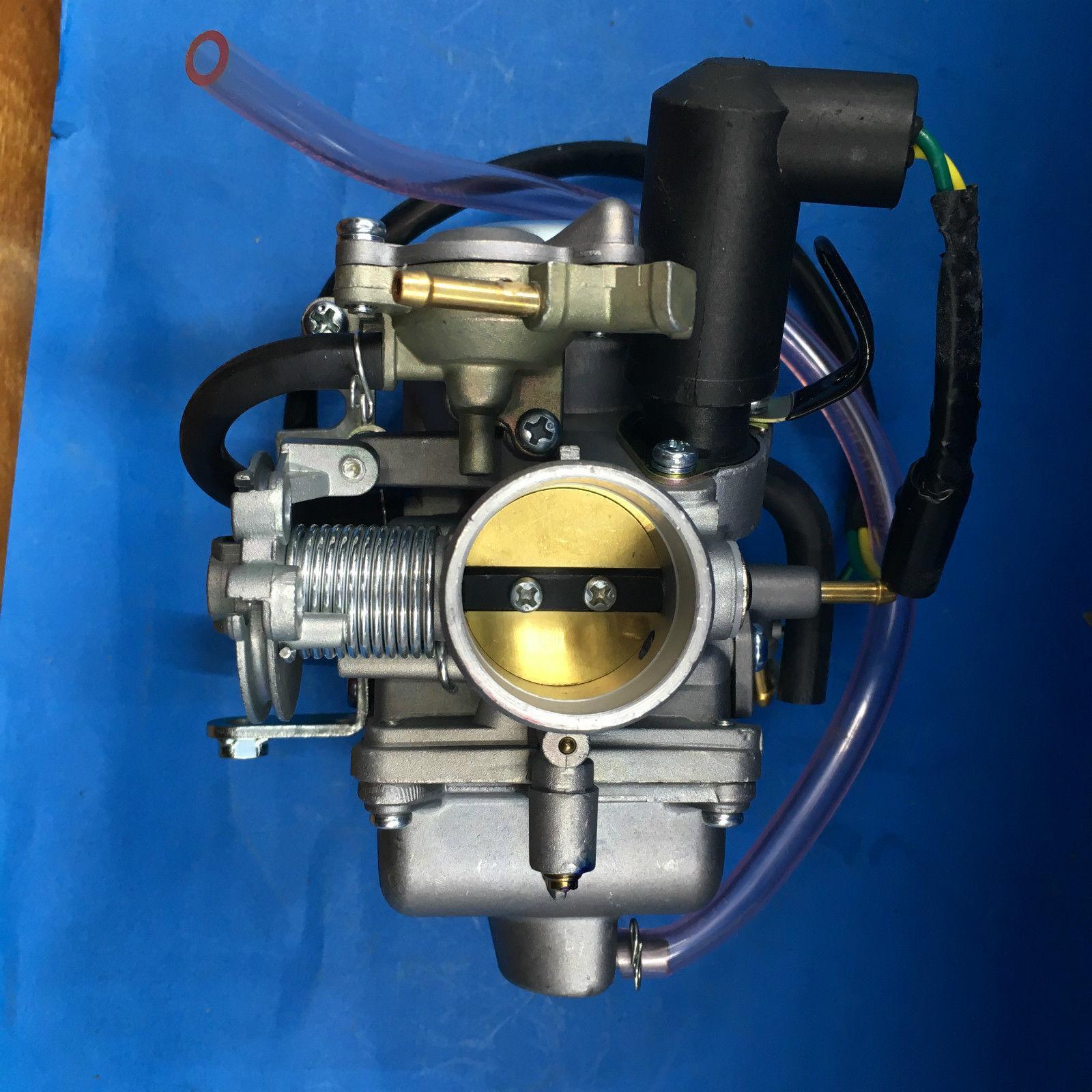 250cc Scooter Moped Motor 30mm Karbüratör Carb Bölüm İçin Honda CN250 CF250 Helix