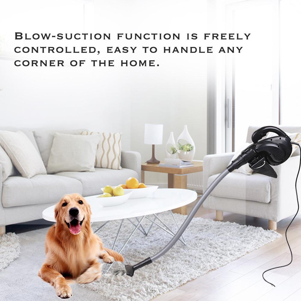 1180W Small Electric 220V Air Blower Kit Computer Cleaner Blowing Dust Tool Set Household Cleaner Suck Blow Dust Collector