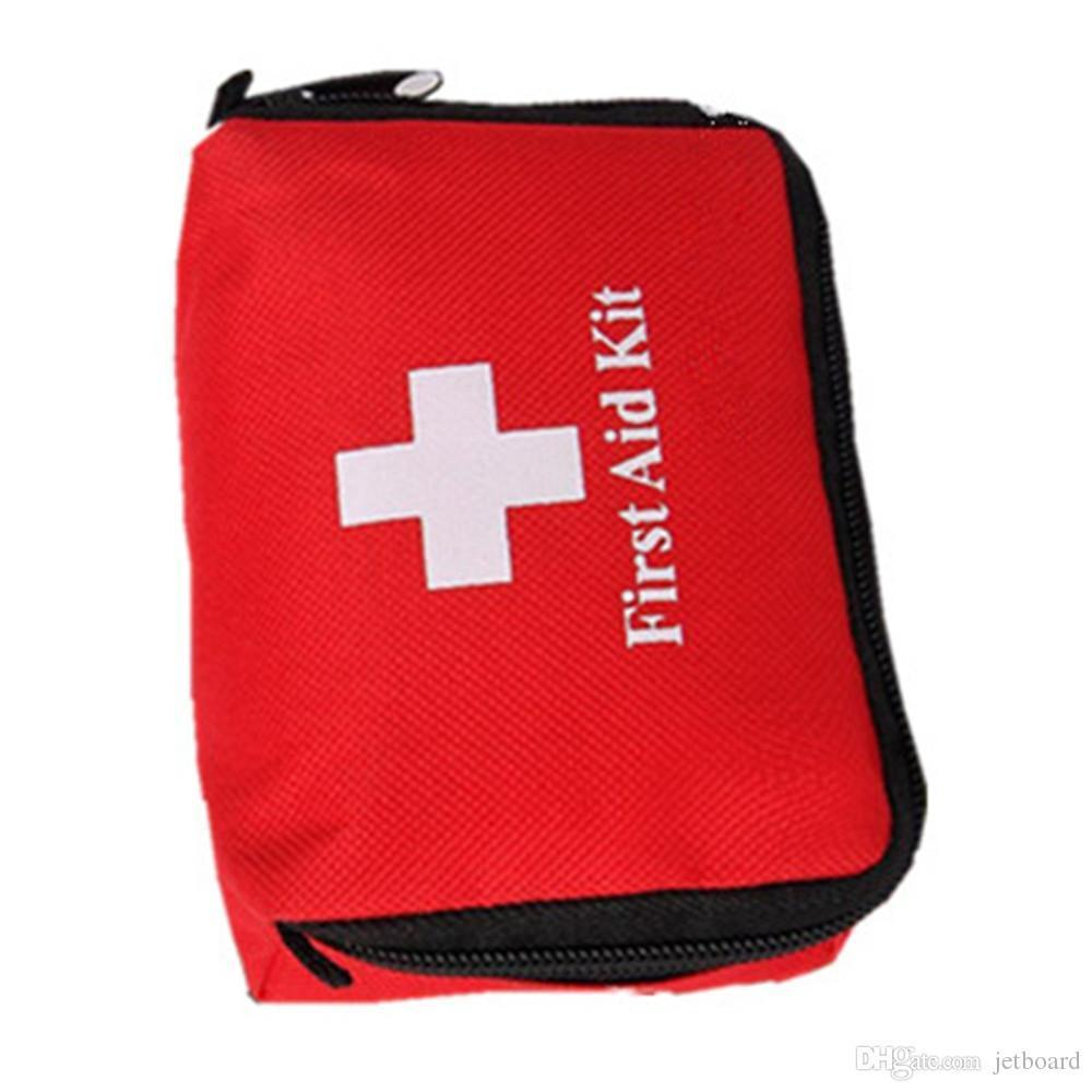 Outdoor Medical First Aid Kit