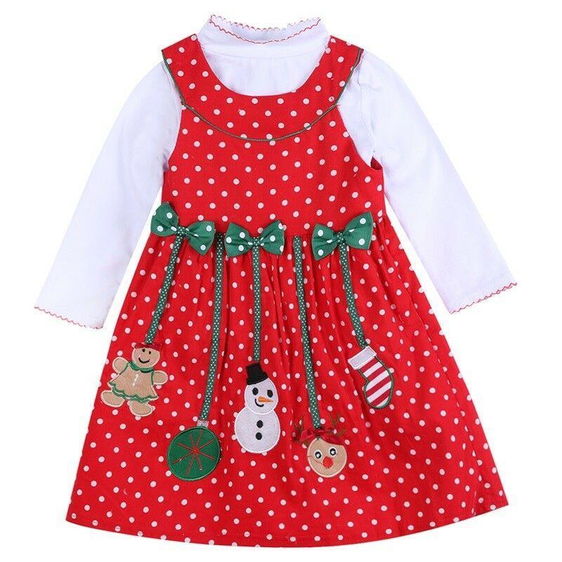 2-7Y Kleinkind-Kind-Baby-Mädchen-Kleid-Prinzessin Party Festzug Hochzeit Tutu-Kleid-Kleidung
