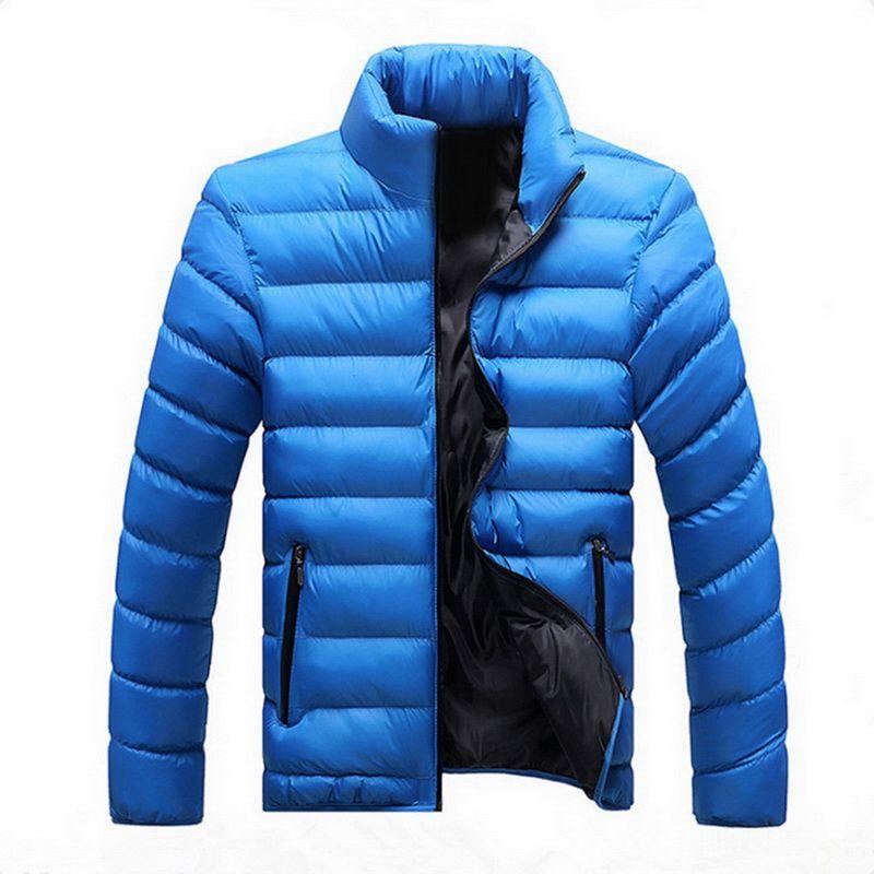 Vestes d'hiver Parka à capuche Manteaux épais Doudounes Zipper Casual Solide Couleur coton coupe-vent Parkas Grand Manteaux Taille