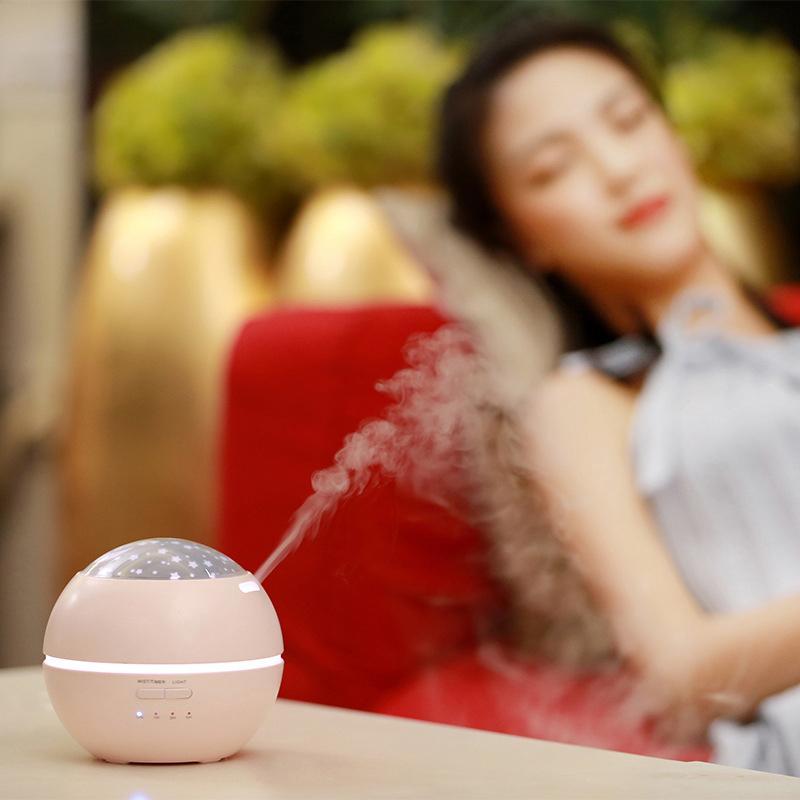 DÜŞÜK FİYAT Ev Aletleri Ultrasonik Nemlendirici Aroma Diffuser Esansiyel Yağ Yayıcı Aromaterapi sis makinesi Gece Lambası