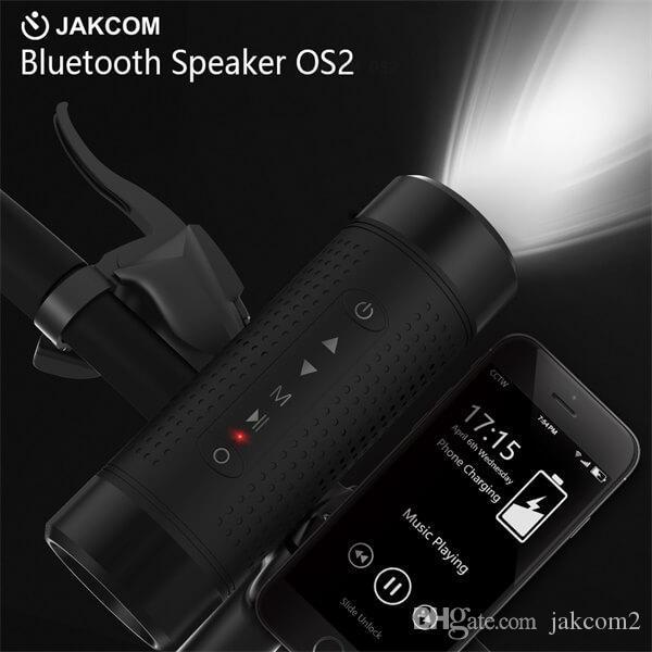 JAKCOM OS2 Outdoor Wireless Speaker Hot Sale in Portable Speakers as latest toys for kids alexa accessories smart phone