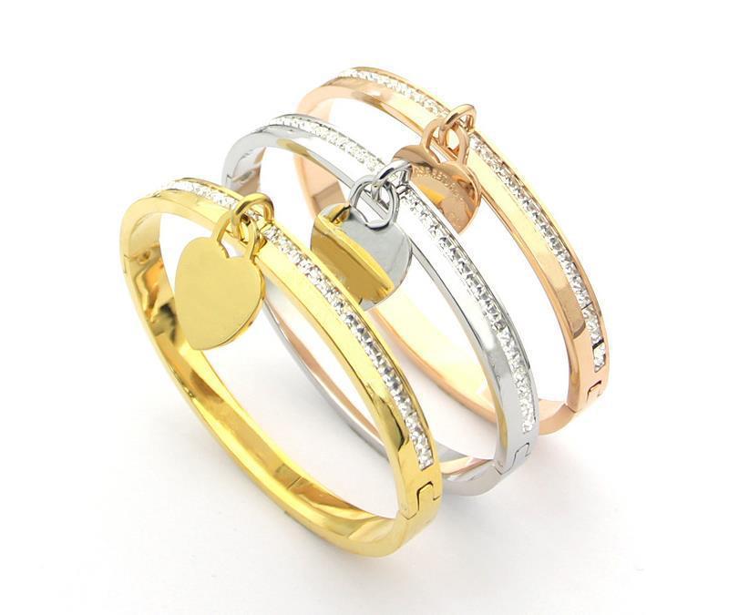 Mode de charme de l'amour boîte bracelet pour hommes bracelets pour hommes et pulsera femmes Party amateurs de mariage cadeau cheville bijoux en acier inoxydable