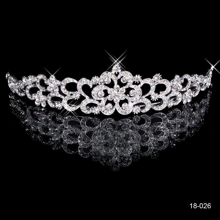 2020 un costo adicional para los compradores - Cabello tiaras de diamantes boda del Rhinestone de la corona de novia joyería Cascos - No hay reembolso no retorno No Cambio