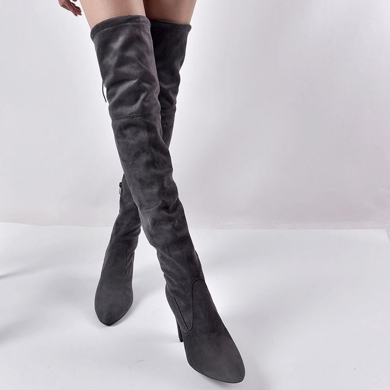 plus size boots on sale