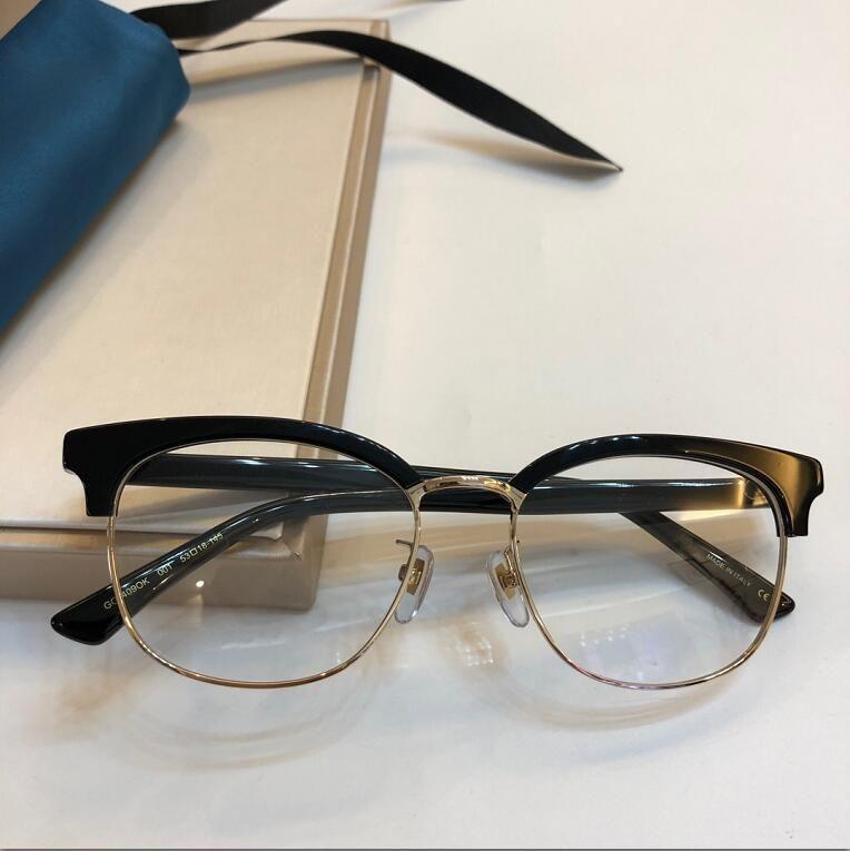 GG0409 glasses frame clear lense mens and womens glasses myopia eyeglasses Retro oculos de grau men and women myopia eyeglasses frames