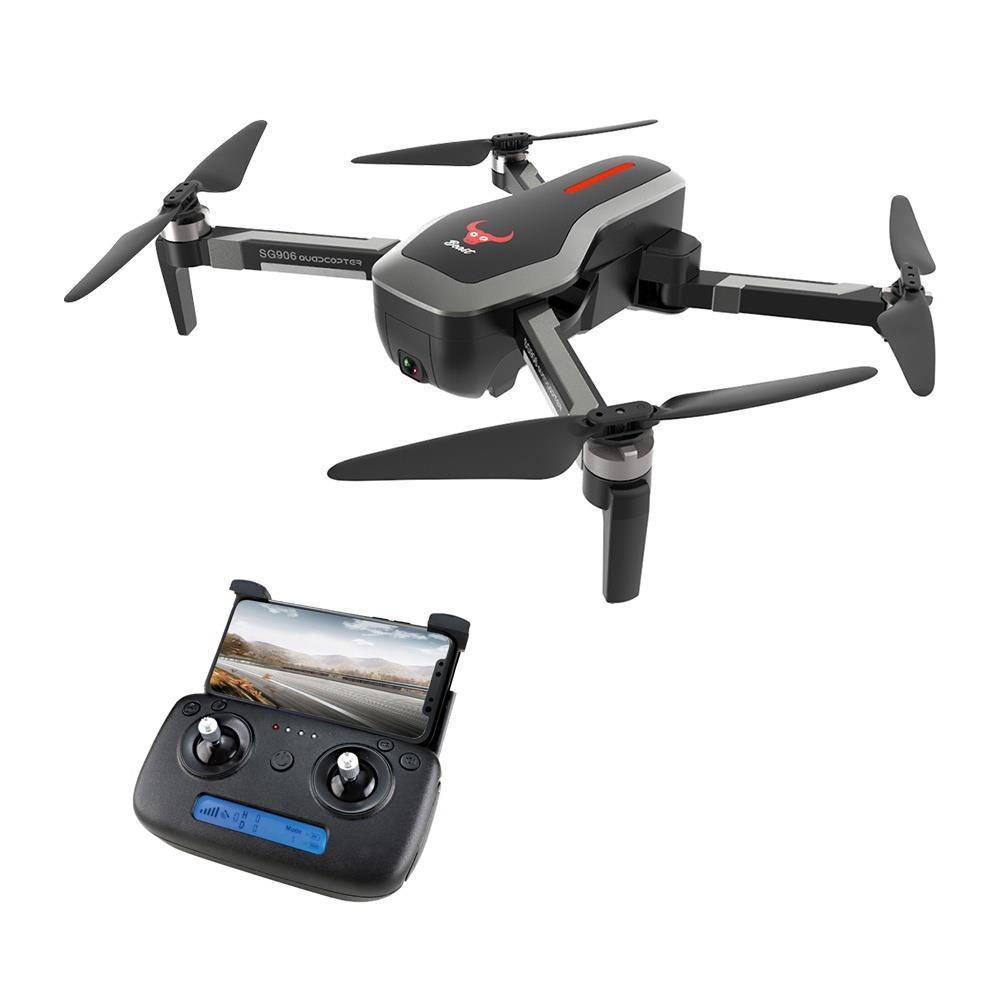 ZLRC SG906 Beast 4K Çift GPS 5G WiFi FPV Katlanabilir RC Drone Optik Akış Konumlandırma RTF - Siyah