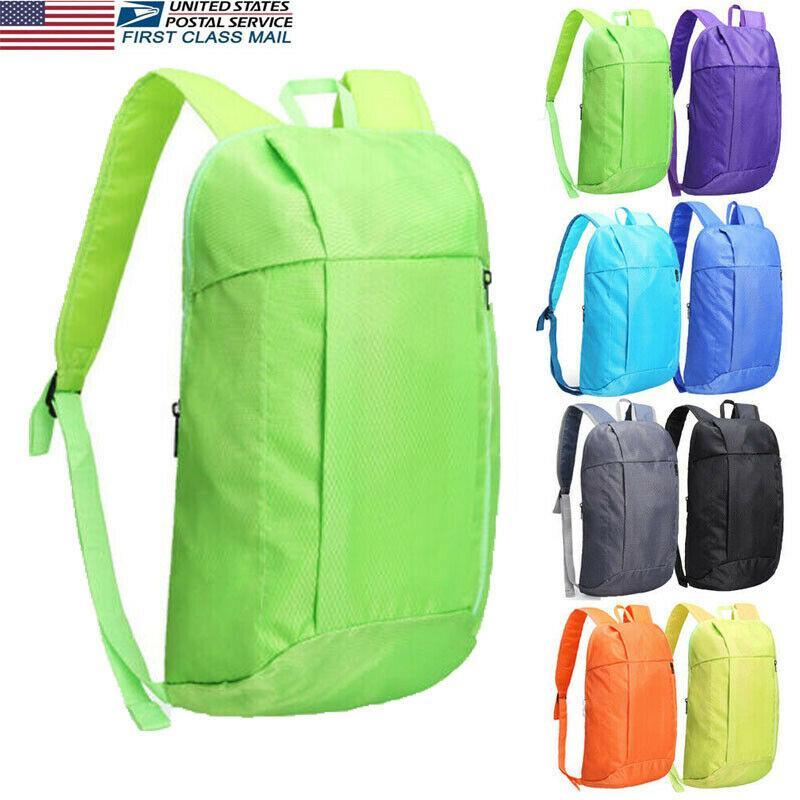 Men Women Small backpack Bag Outdoor Sport Travel Shoulder Sling Backpack