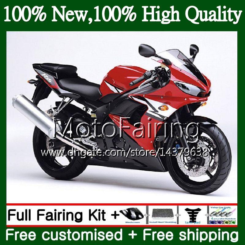 UPPER Fairing Stay Headlight Bracket For Yamaha YZF 600 R6 03-05 YZF R6S 06-09