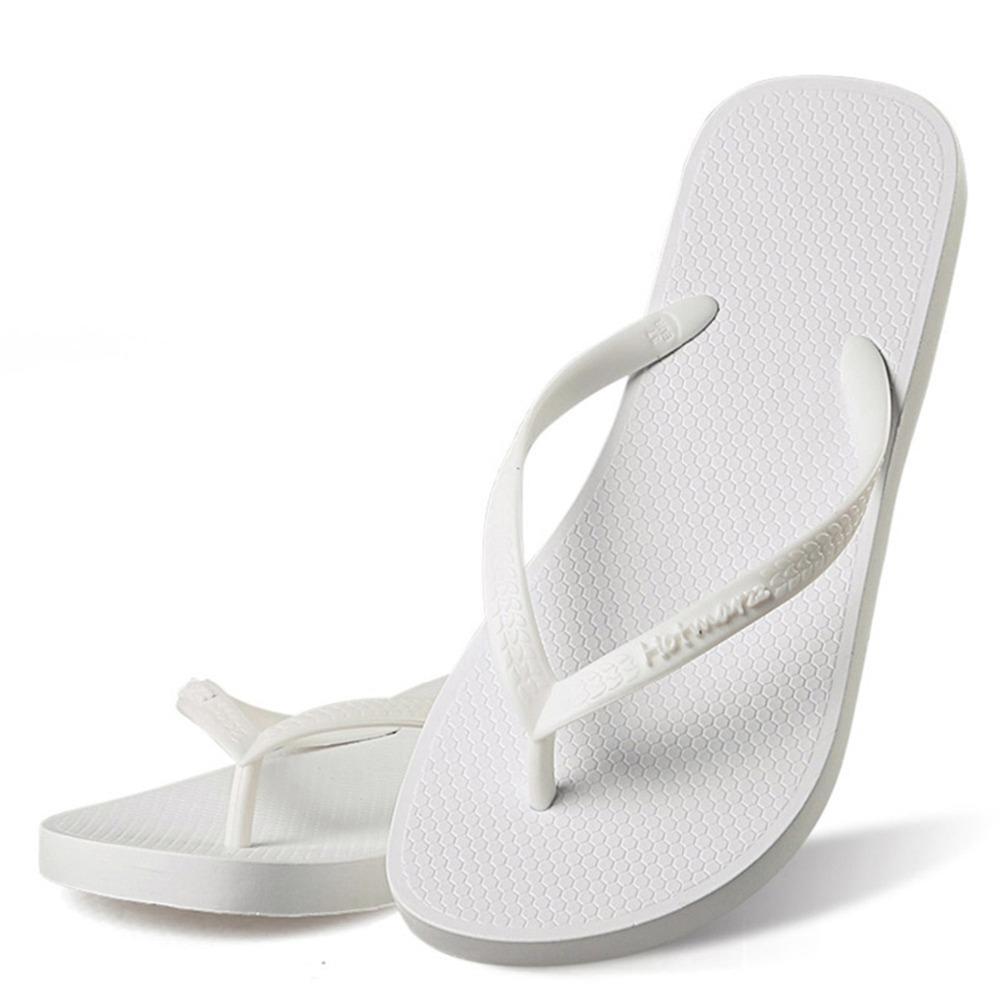 Hotmarzz Women Shoes Slippers Fashion Designer Beach Flip Flops Ladies Summer Flat Thong Sandals Shower Slides