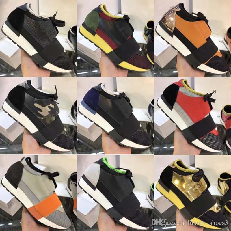 Высокое качество кроссовок Повседневной обуви Женщина Оптовая продажа обувь иностранного Lovers женщины / мужчины Повседневный Shoes35-46 F4s
