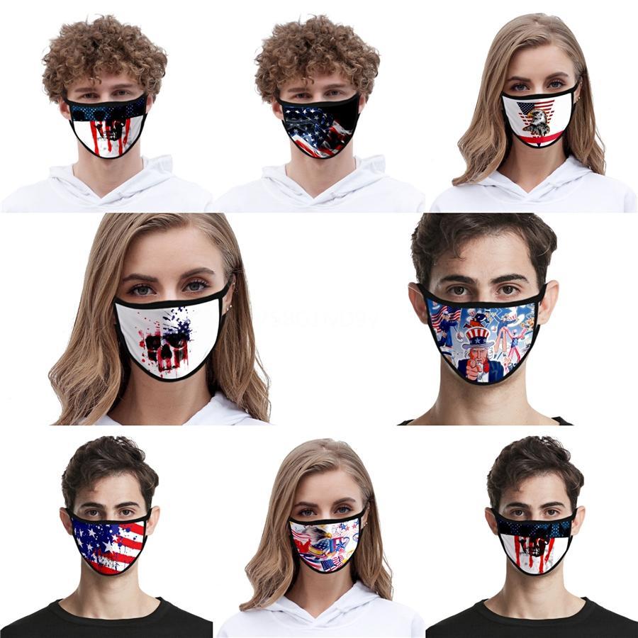Designer Radfahren Gesichtsmaske Aktivkohle mit Filter PM2.5 Anti-Pollution Staub Sport Running Training Schutzmasken Mascherine # QA353
