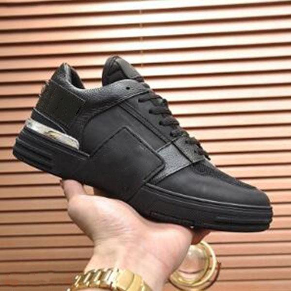 Casual Men Shoes Breathable Comfortable Sneakers Chaussures Pour Hommes Phantom Kick $Lo -Top Camouflage Luxury Men Shoes Sports Drop pa10
