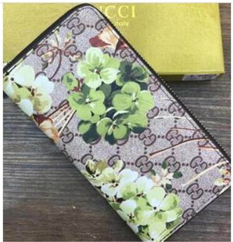 Hochwertiger klassisches heißen Verkauf PU-Leder Passinhaber Multifunktions Pass Kartenbeutel Brieftasche Männer und Frauen Handtaschen NO Box A012