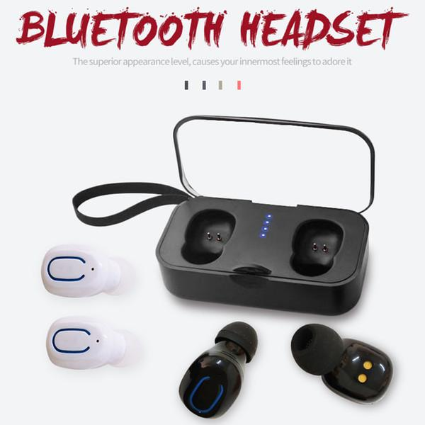 T18 Tws Mini Wireless 5 0 Bluetooth Earbuds Binaural Calls Both Side Music Play Headphone Sport Ture Stereo Earphones In Ear Headset Best Bluetooth Headset Earphones From Missright38 489 39 Dhgate Com