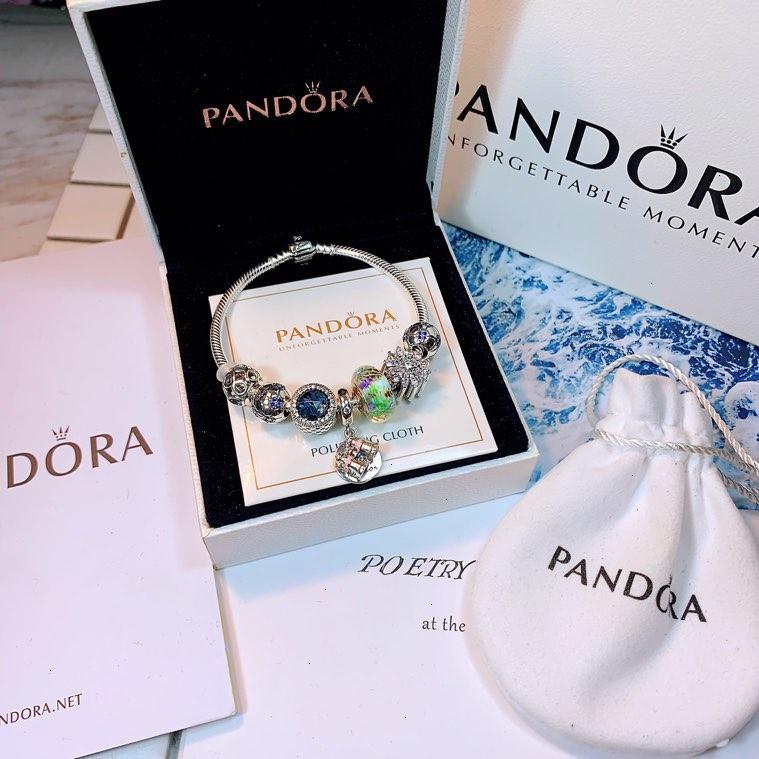 mulheres Bracelet Nova High-end WSJ000 Jóias com Exquisite Gift Box clássico prata 925 pulseira de flor de diamante family02