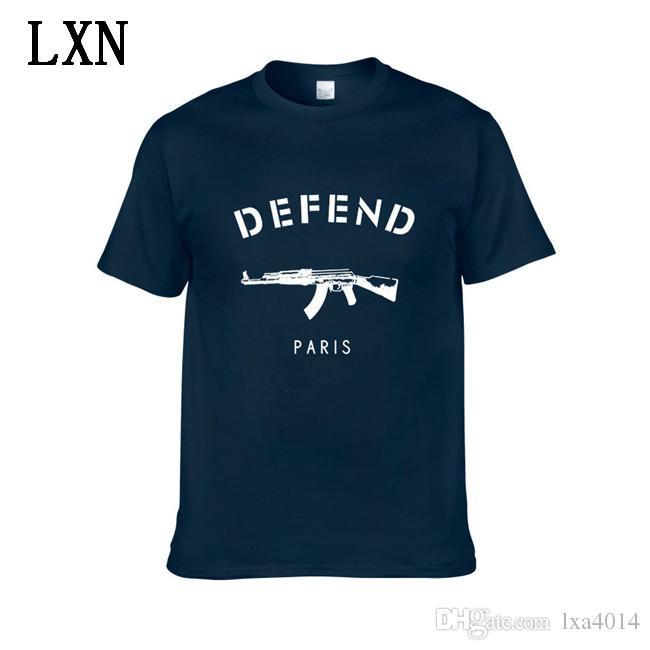 2020 maglietta stile caldo nuova di estate con le maniche corte Suchao marchio difendere le donne degli uomini Parigi manica corta T-shirt NL-5
