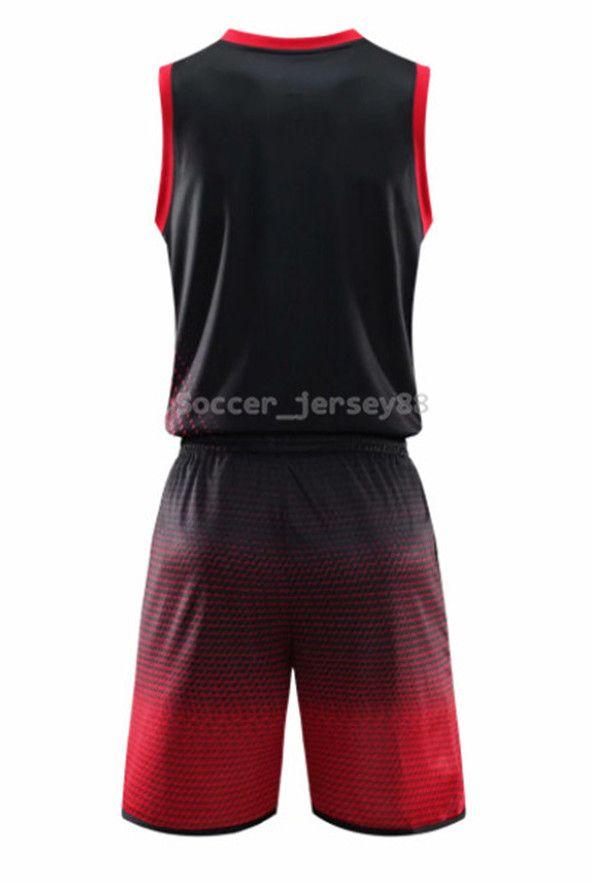 Yeni Erkek Blank Sürümü Basketbol Formalar # A835-15 özelleştirme Sıcak Satış Hızlı Kurutma tişört Kulübü veya Takım forması İletişim me formalarını