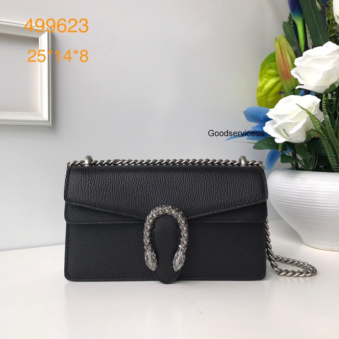 2020 Fashion1 womenmen besten Damen Schulter 499.623 25..14..8cm Satchel Tote-Geldbeutel Crossbody Kurier Handbagt Brieftasche NEUE klassische