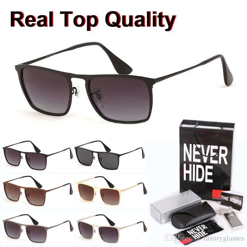 Aluminio y magnesio gafas de sol polarizadas, mujeres, hombres conductor masculino Pesca Mujer Gafas con la caja original, paquetes, accesorios, todo!