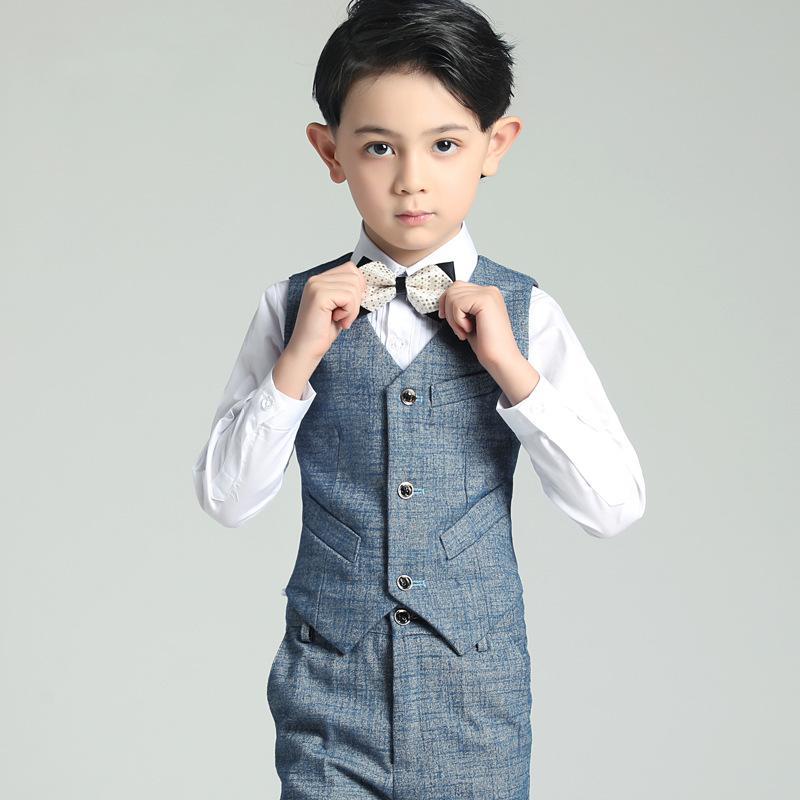High Quality Children's Suit Kids Suits Boys Suits Formal Tuxedo Baby Suit Suit Wedding dresses Suits for Boys