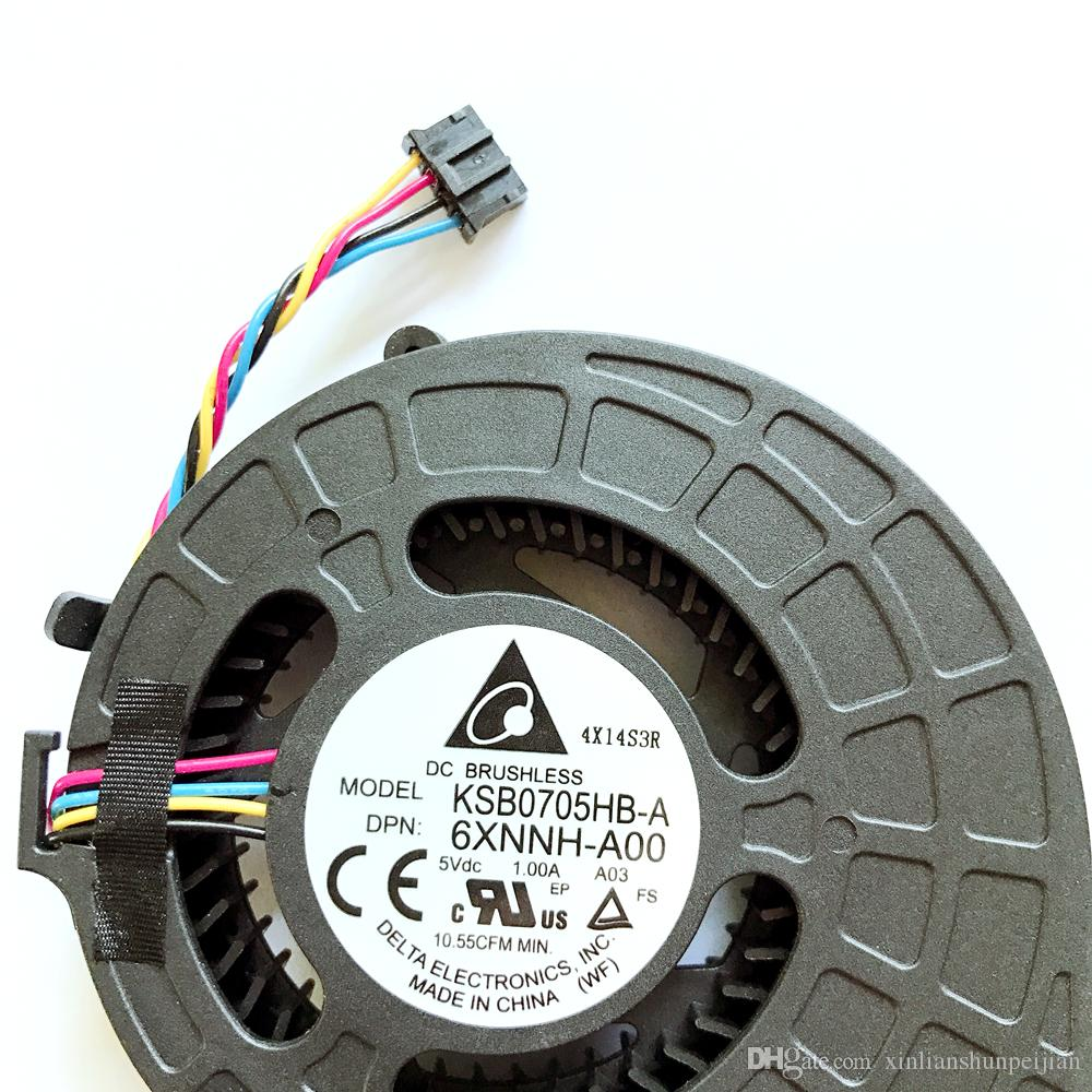 New Original For Dell Alienware Alpha ASM100-6980 Cpu Cooling Fan Gpu Fan