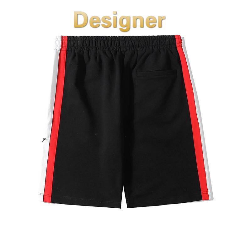 Designer Hommes Shorts d'été Shorts de luxe pour hommes avec l'Italie Marque Étoile Broderie 2020 Nouvelle arrivée Taille M-XXL Shorts Haute Qualité