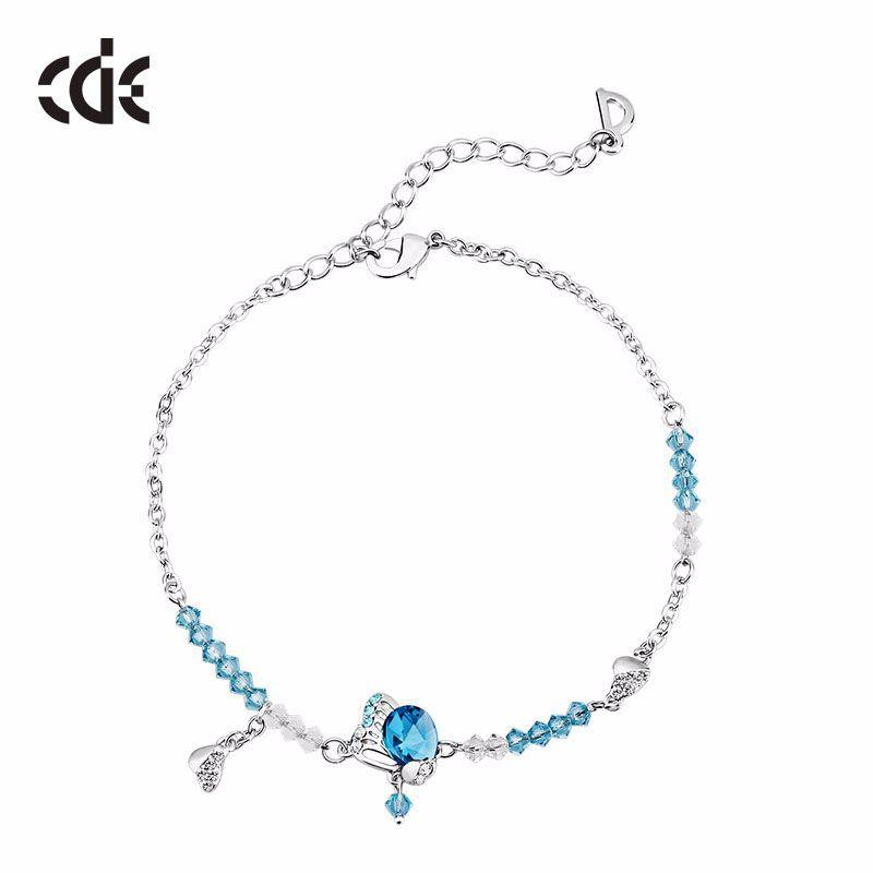 Wedding Party beaded pearl gift woman lady diamond jewelry Bracelets for bride acting initiation graduation CDE-1339