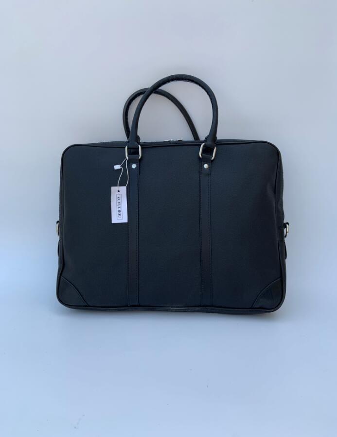 2020 nouvelle arrivée mode 15,6 « sac d'ordinateur portable sac ordinateur porte-documents d'affaires portable épaule corps croix avec les hommes sac Messenger 53361