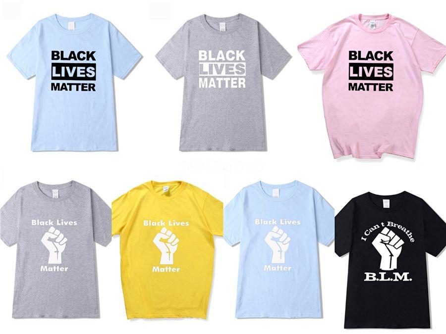 I Cant Breathe!Luxury Mens Designer T Shirts New Arrival Men Women Tshirts Letter Print Casual Short Sleeve Fashion Mens Designer Tees #240