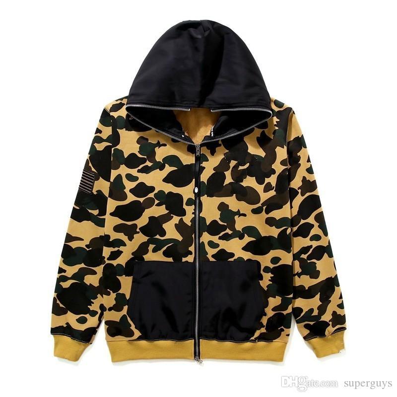 Erkek Ceket Fermuar Triko Coat Erkek Moda streetwear Casual Dış Giyim Yüksek Kaliteli Ceket JK048