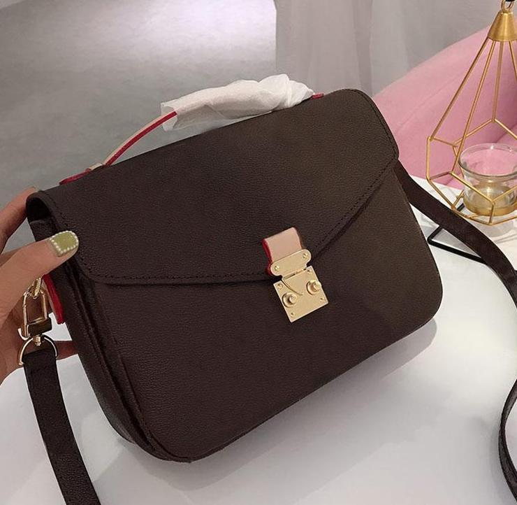 New Women Messenger Bag Real Leather Lady Handbags Printing Flowers Totes Bags Purse Shoulder Handbag Lady Crossbody Bag